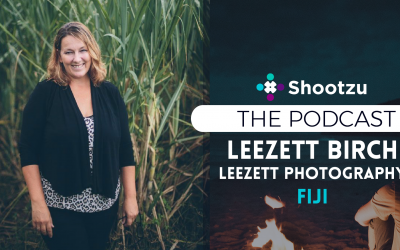 Leezett Photography Fiji – The Podcast