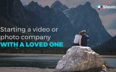 Starting a video or photo company with a loved one