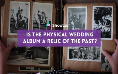 Is the Physical Wedding Album a relic of the past?