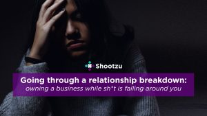 Going through a relationship breakdown